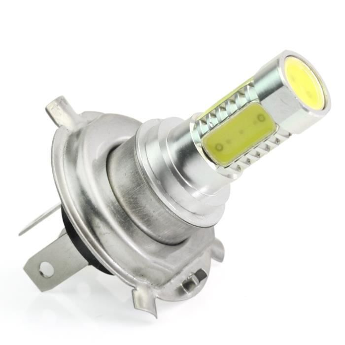 H4 auto bulb: advantage, choice and replacement