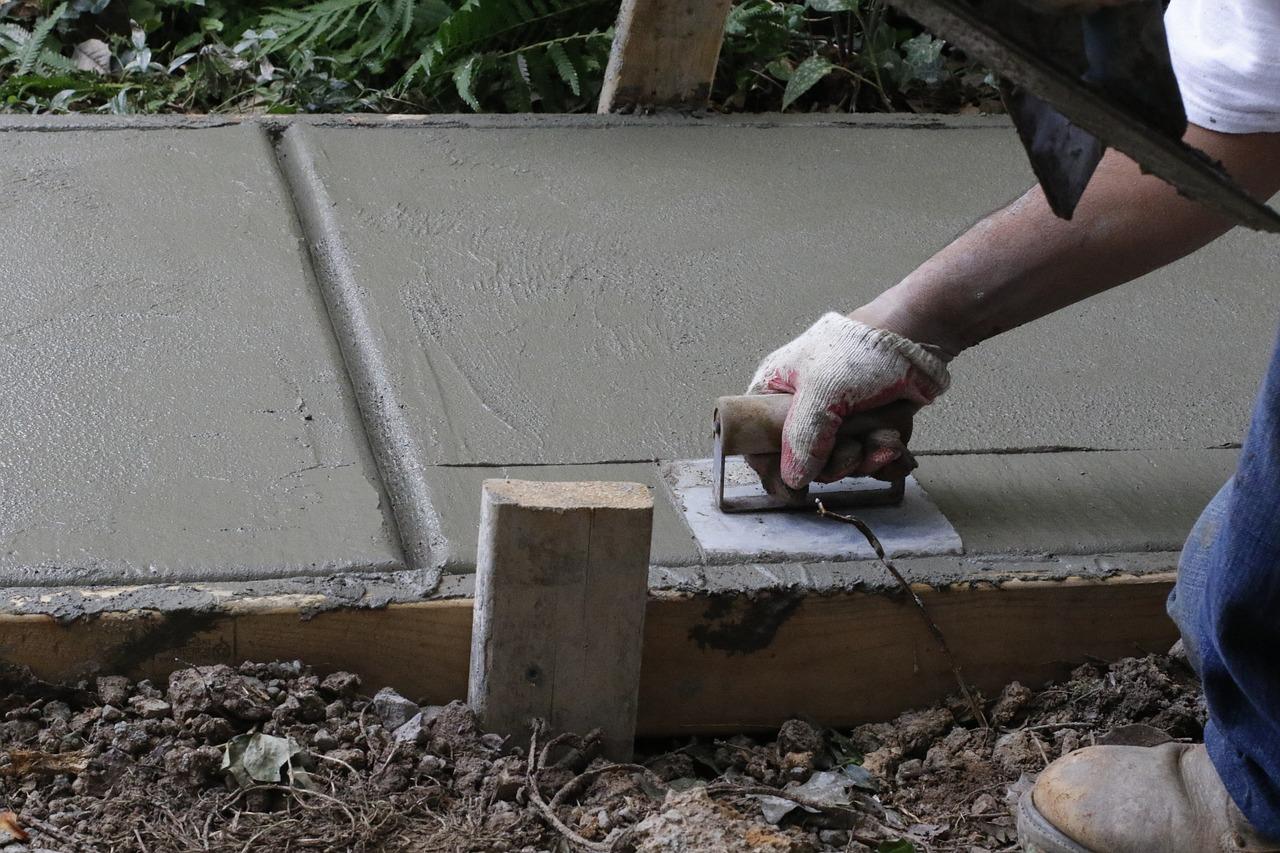 Concrete: convert m2 to m3